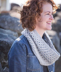 Over & Over Cowl & Infinity Loop - Cocoon Version