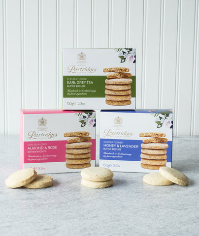Partridges Butter Biscuits