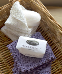 Creative Linen Washcloth Project