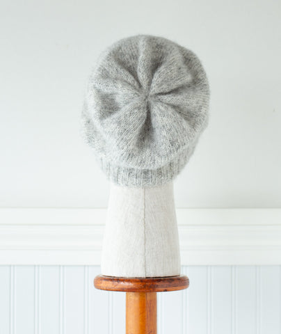 Plain Hat Using Rowan Alpaca Classic