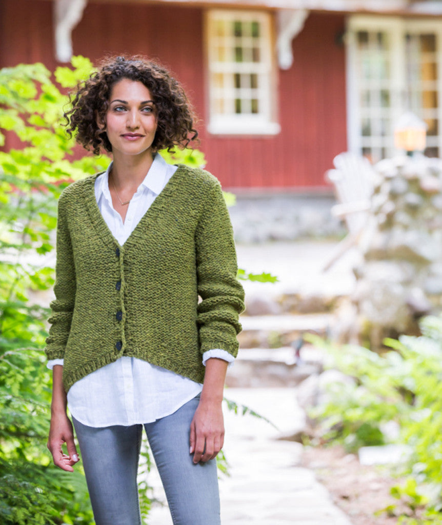 Riverbend Cardigan Pattern – Churchmouse Yarns & Teas