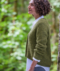 Riverbend Cardigan Pattern