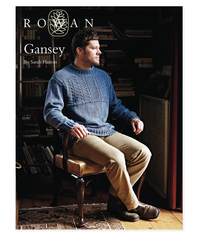 Gansey Pattern<br>(FREE Rowan download)