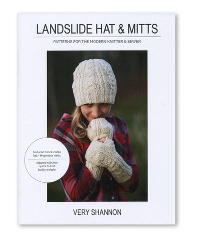 Landslide Hat & Mitts
