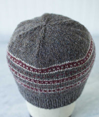 Seeds Hat Using Brooklyn Tweed Loft