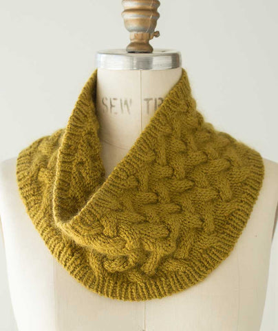 Rise Cowl Using Shibui Drift/Silk Cloud