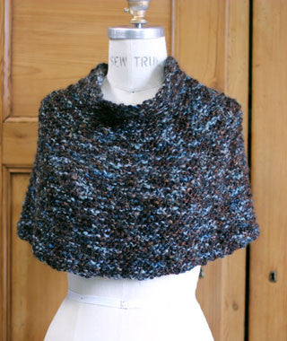 Shoulder Cozy Project - Ayllu Version