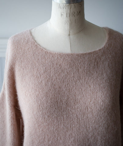 Simple 'Tee' Using Rowan Alpaca Classic