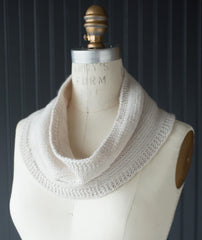 Stanza Cowl Using Shibui Drift