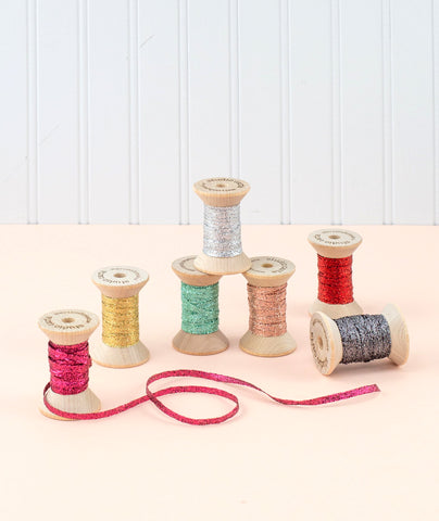 Studio Carta Metallic Braided Ribbon