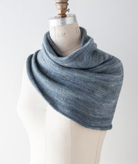 Tapered Cowl Using Manos Fino