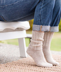 Simple Toe-Up Socks - Regia 6-Ply Version