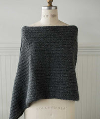 Twice Reversible Poncho - Shelter/Silk Cloud Version