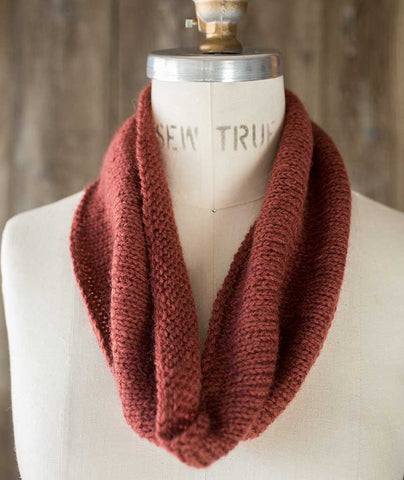Very Gifted Cowl Using Rowan Kid Classic