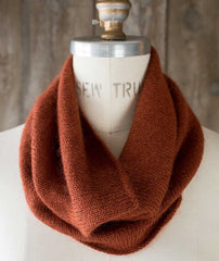 Very Gifted Cowl - Silk Cloud + Cima Version