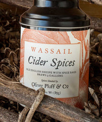 Oliver Pluff Wassail Spices