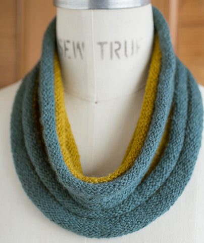 Welted Cowl - Shibui Maai Version