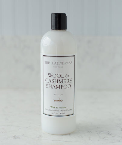 The Laundress Natural Fabric Care Line
