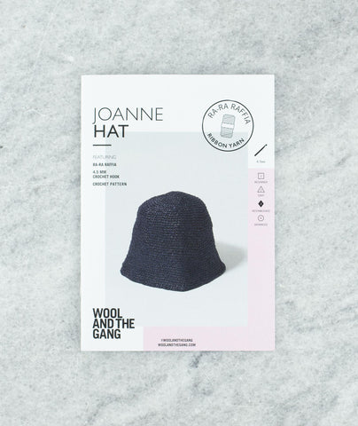 Joanne Hat Pattern
