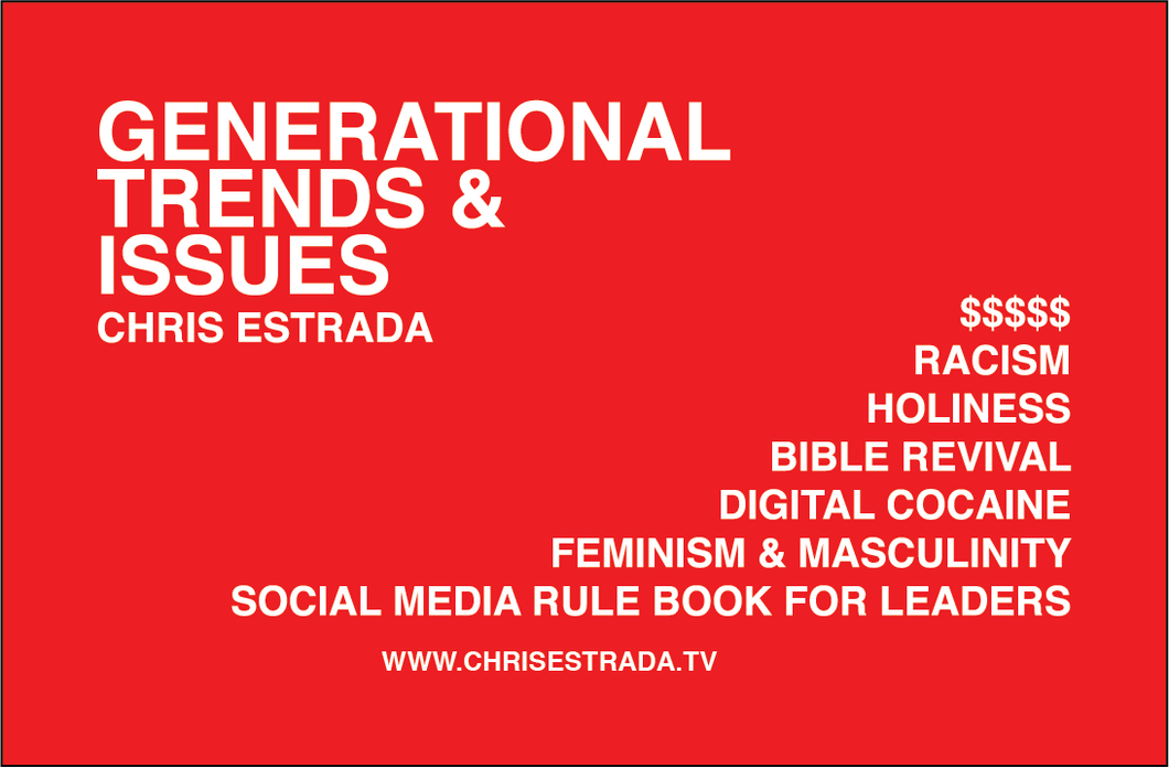 GENERATIONAL TRENDS & ISSUES VOLUME 3