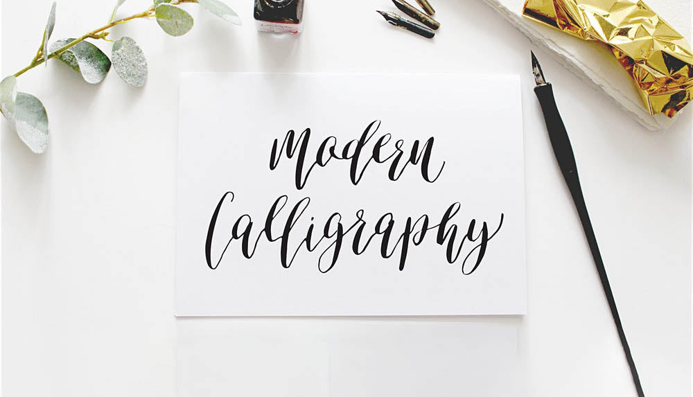 Calligraphy Writing for Beginners
