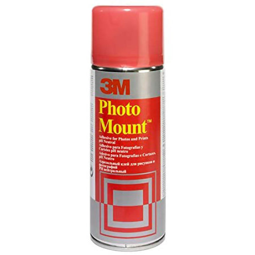 3M Photomount Spray adhesive