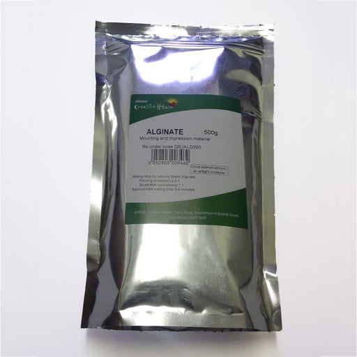 Alginate mould material - 500g