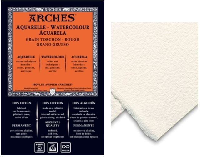 Arches Watercolour Sheets 56 x 76cm