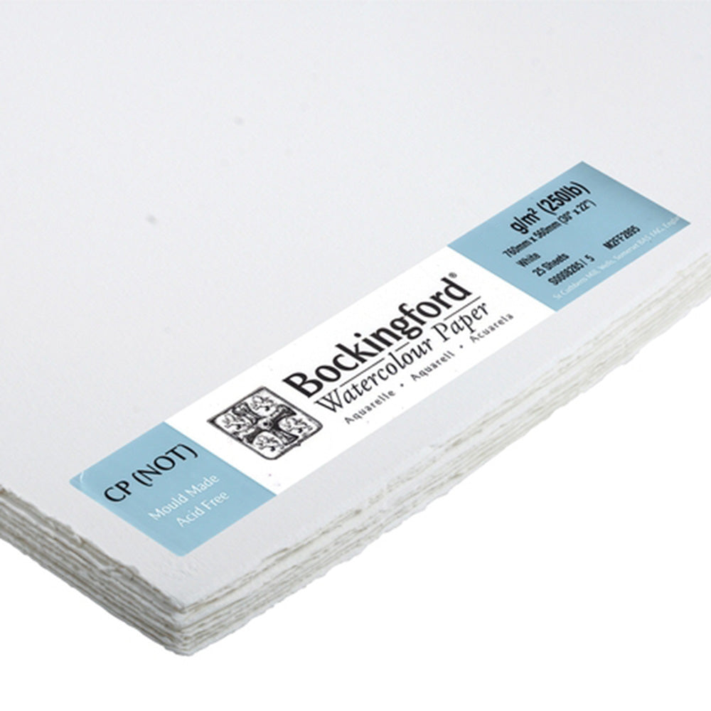 Bockingford Paper 56 x 76cms - Not (Pack of 25)