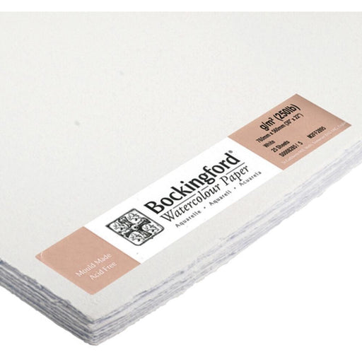 Bockingford Paper 56 x 76cms - Rough (Pack of 25)