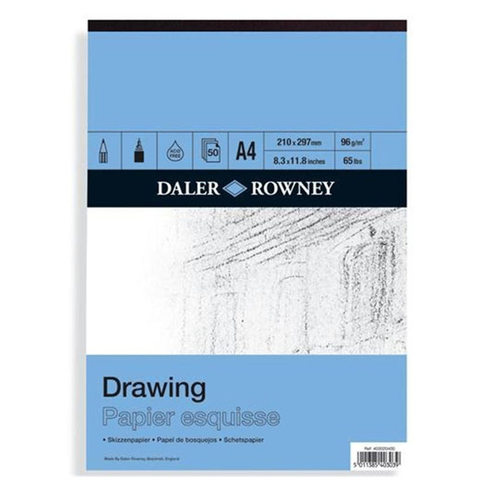 Daler Rowney Drawing Pad