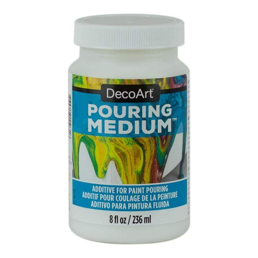Decoart acrylic pouring medium 236ml