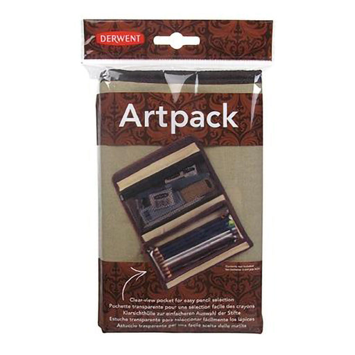 Derwent Art Pack
