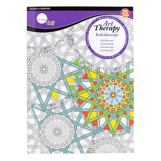Kaleidoscope Large A4 Daler Rowney Simply Art Therapy