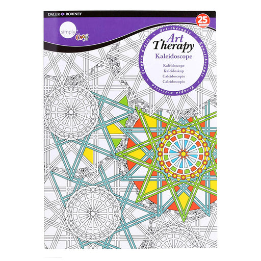 Kaleidoscope Small A5 Daler Rowney Simply Art Therapy