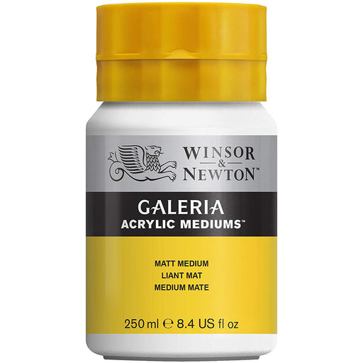 Winsor & Newton Galeria Matt Medium 250ml
