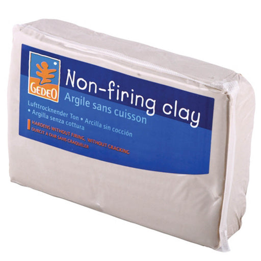Gedeo Air Drying Clay 1.5kg - White