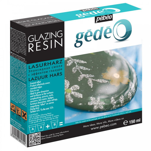 Gedeo Glazing Resin - 150ml Kit