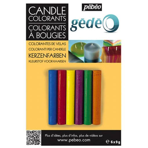 Gedeo Candle Colour