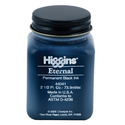 Higgins Eternal Permanent Black Ink - 74ml