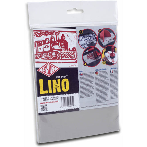 Lino Block sheets 3.2mm - Pack of 2