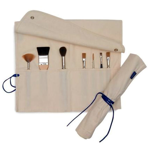 Mapac Canvas Brush Roll 1585 White