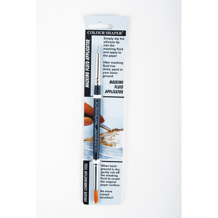 Masking Fluid Applicator (Carded)