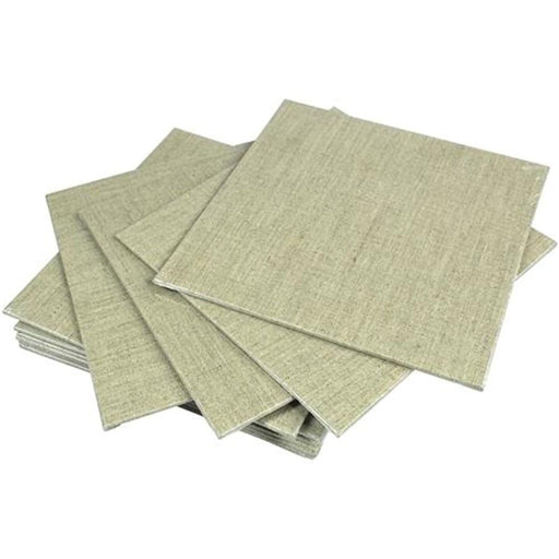 Pebeo Canvas Board Natural Linen Finish