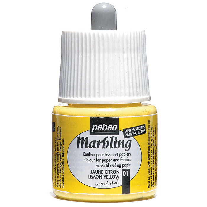 Pebeo Marbling Ink 45ml with Pipette