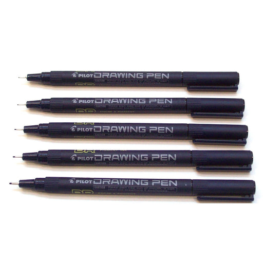 Pilot Drawing Pen - Black
