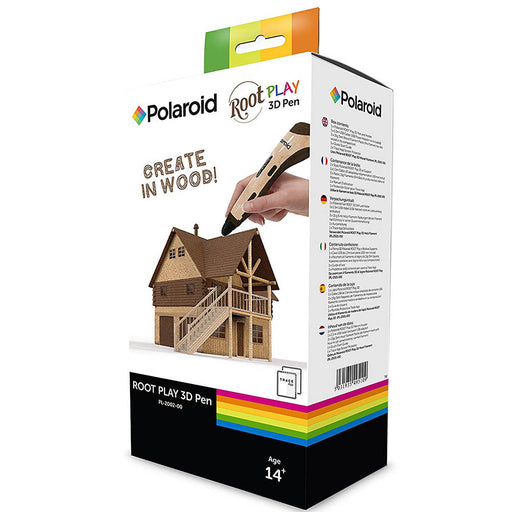 Polaroid Root Play 3D Pen Wood