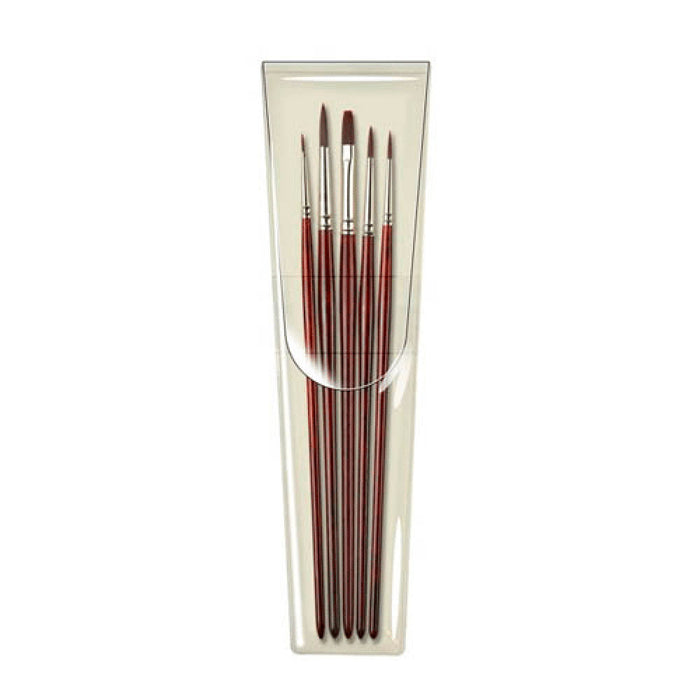 Pro Arte W8 Acrylic brush Set