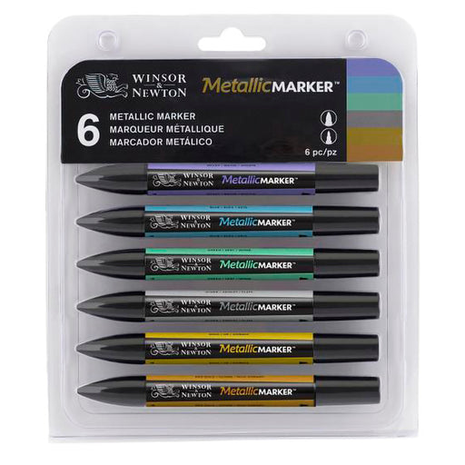 Promarker 6 Set Metallic