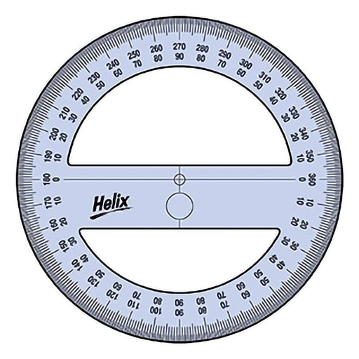 Protractor 15cm/360 degree